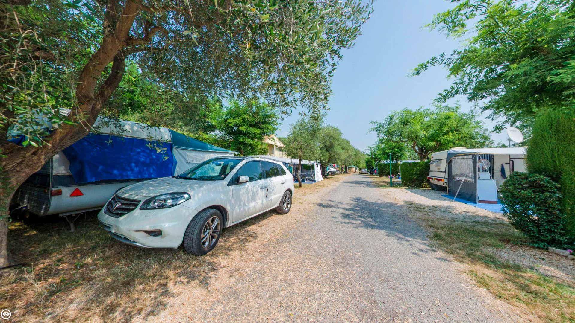 Camping de 4 estrellas